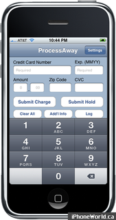 Processaway-iphone-app-credit-card-processing