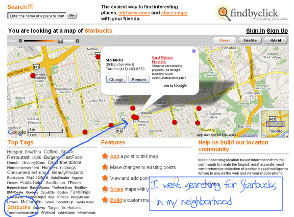 Findbyclick