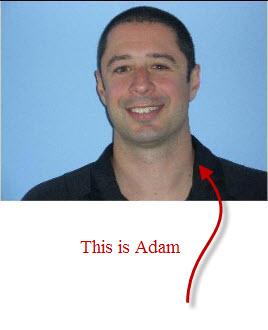 Adam piandes