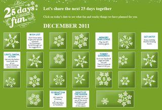 Bti christmas calendar