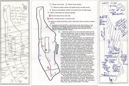 Three-maps-Manhattan-art-project
