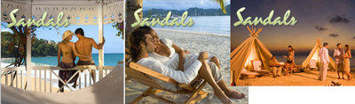 Sandalstouching